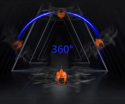 360 Flip Drone